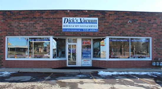 Dick's Vacuums